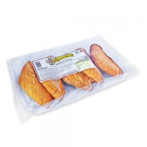 Печенье Фиорентине из слоеного теста с абрикосовым джемом 250г
