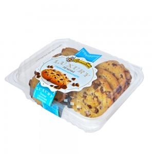 Печенье с молочным шоколадом 200г