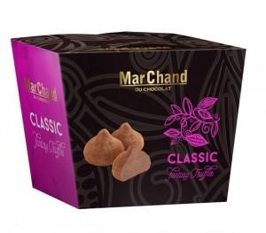 Трюфели в какао Классик Маршанд 200г